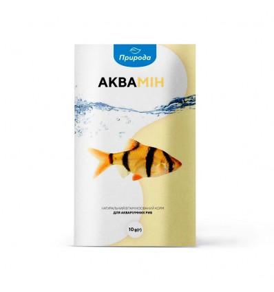 Корм для риб «Аквамін»