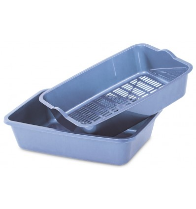 """Litter tray with sifter """"Barsik"""""""