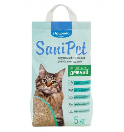 bentonite cat litter small