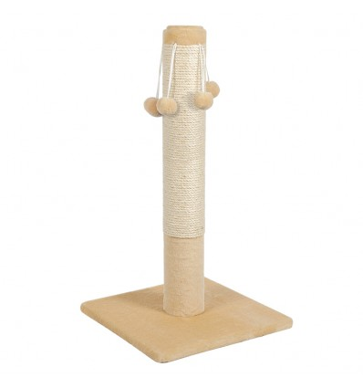 SCRATCHING POST with 4 balls DО4